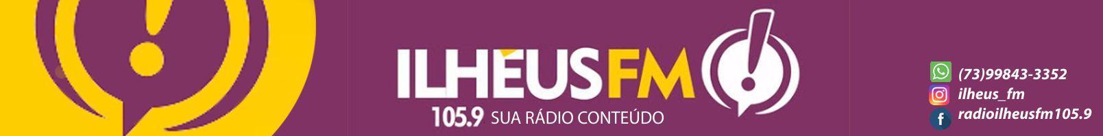 Logo Ilhéus FM