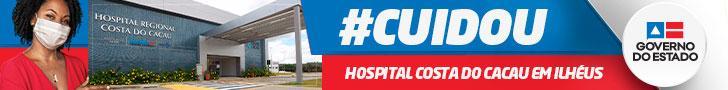 OBRAS BAHIA 2020 - Hospital Costa do Cacau em Ilhéus